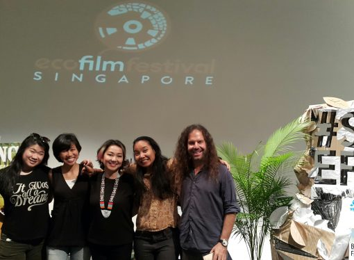BEFF attends the Singapore Eco Film Festival (SGEFF) 2016