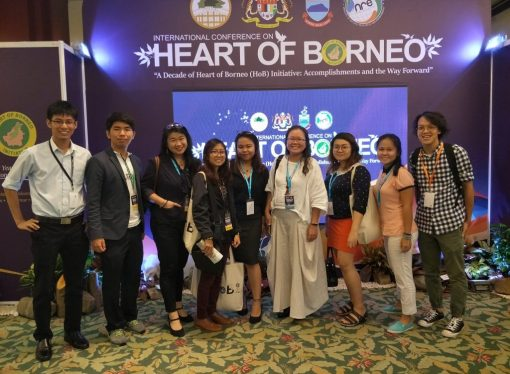 #BEFFYL4S Young Leaders for Sustainability Workshop 6 Heart of Borneo International Conference
