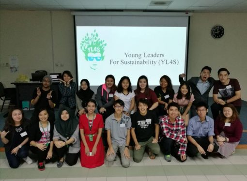 #BEFFYL4S Young Leaders for Sustainability Workshop 1 Introduce to YL4S
