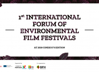 Borneo Eco Film Festival participates in the 1st International Forum of Environmental Film Festivals in Portugal